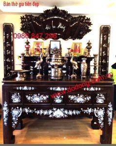Ý nghĩa của bát hương trên bàn thờ gia tiên